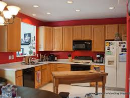 Kitchen Paint Colors With Medium Cherry Cabinets by Decor Kitchen Paint Colors For Dark Cabinets Awesome Paint