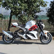 Grom 50cc SRT Super Pocket Bike Street Legal DF50SRT