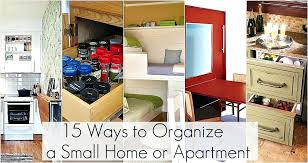 Organizing Small Bedroom Ways To Organize A Home Or Apartment Closet