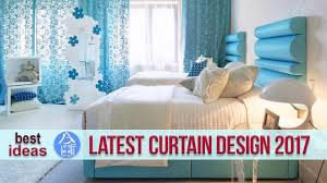 Latest Curtain Designs 2017 Amazing Stylish Bedroom Decorating Ideas