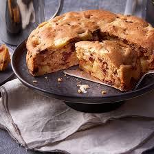 apfelkuchen mit wenig zucker