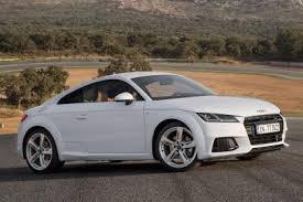 Audi TT Ultra sel review