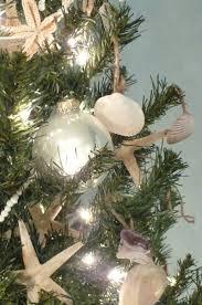 Seashell Christmas Tree by 168 Best Coastal Or Nautical Christmas Images On Pinterest