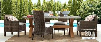 Outdoor Furniture Atlanta Clearance Patio Pottery Barn – travel