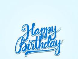Happy birthday lettering free vectors