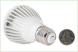 lighting philips 8 watt par20 led flood light bulb medium image