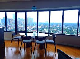 Blue October 18th Floor Balcony by Rockwell Condos Philippine Real Estate Choices By Cme Realty