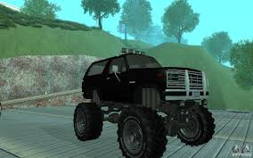 Ford Bronco Monster Truck 1985 Pour GTA San Andreas Hilarious Gta San Andreas Cheats Jetpack Girl Magnet More Bmw M5 E34 Monster Truck For Gta San Andreas Back View Car Bmwcase Gmc For 1974 Dodge Monaco Fixed Vanilla Vehicles Gtaforums Sa Wiki Fandom Powered By Wikia Amc Pacer Replacement Of Monsterdff In 53 File Walkthrough Mission 67 Interdiction Hd 5 Bravado Gauntlet