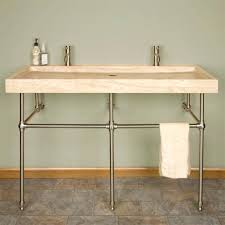 American Standard Retrospect Sink Console by Console Sink With Metal Leg U2013 Meetly Co