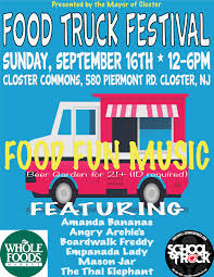 Closter Food Truck Festival Rolls In September 16 | Macaroni Kid