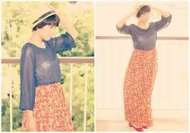 Vintage Tumblr Cute Dress