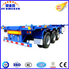 100 Truck Trailer Manufacturers China SkeletonSkeletal China
