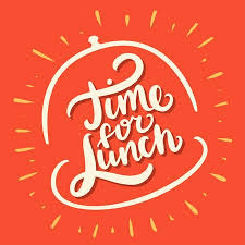 Time For Lunch Illustration