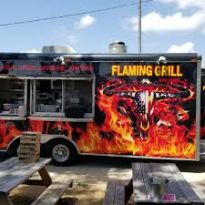 Flaming Grill Barbecue - Dallas Food Trucks - Roaming Hunger Mercantile Center Food Truck Schedule Check Out The Deck On This Food Trailer Love It Retail Ford Bbq Used With Trailer For Sale In Missouri Spoons Home Facebook Trucks St Louis Association Bonos Youtube The State Of Trucks Why Owners Are Fed Up Outdated Wkhorse Mobile Kitchen Tennessee China Beautiful Outlook Photos Back Yard Smoker Grill Catering Business For Asheville Nc