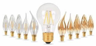 la le à led à filament installer un luminaire