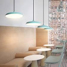 ufo led moderne pendelleuchte lenschirm hängeleuchte led deckenleuchte beleuchtung heimspiel für dinning wohnzimmer schlafzimmer weiß