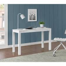 Ameriwood Media Dresser 37 Inch by Ameriwood Home Parsons White Xl Desk With 2 Drawers Free