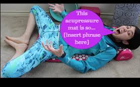 Bed Of Nails Acupressure Mat by An Awkwardly Thorough Review Prosource Acupressure Mat And Neck
