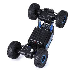 Brand New RC Car 4WD 2.4GHz Climbing Car High Speed 4x4 Double ...