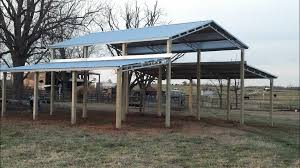 100 House Trusses Monitor Barn Style Pole Building Using Metal Trusses Garage