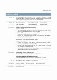 Resume Format 3 Years Experience Lovely Sample Project Manager Ngo Fresh