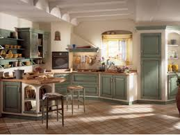 Rustic Style Kitchens