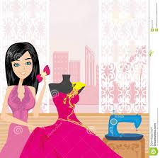 Fashion Designer Stock Vector Illustration Of Person