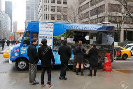 100 26 Truck NEW YORK MARCH 2015 Greek Food In Midtown Manhattan