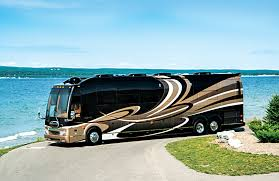 An Inside Look At Millennium Luxury Coaches