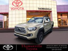 Pre-Owned 2017 TOYOTA TACOMA TRD OFF ROAD Short Bed In Thomasville ... New 2018 Toyota Tacoma Trd Pro Double Cab 5 Bed V6 4x4 At Unveils 2019 Tundra 4runner Lineup Tacoma Sport Sport In San Antonio 2017 First Drive Review Offroad An Apocalypseproof Pickup 2015 Rating Pcmagcom Clermont 8750053 Supercharged Towing With A 2016 Photo Image Gallery 4d Mattoon T26749 The Gets More Capable For Top Speed