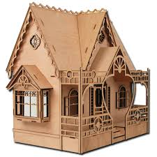 Amazoncom Rolife DIY Miniature Dollhouse Kits With Accessories And
