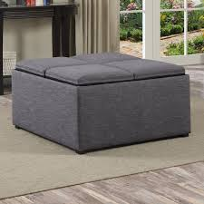 Dining Table Set Walmart Canada by Coffee Table Decent Alfred Coffee Table Lear Ottoman Ottomans