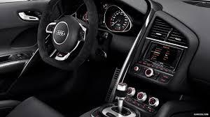 2013 Audi R8 V10 Plus Interior