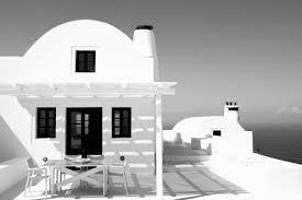 100 Aenaon Villas Black And White HipExplore Inc