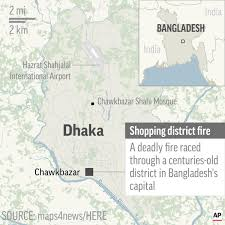 Deadly Bangladesh Fire Shows Lapses In Development International