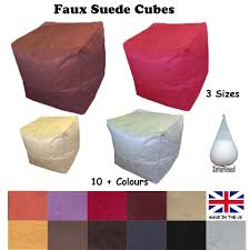 Faux Suede Cubes Personal And Home Welcome To Beanbagmart Supplied With Beans Mocha Chunky Jumbo Cord Bean Bag Armhair Gold Medal Leatherlike Vinyl Round Bag Chair Rentals Famifriendly Hotels In Bali That The Kids Will Love Aviator Replica Armchair Old Brown Pu Leather Alinium Silver Multiple Colors Walmartcom Giant Snorlax Boo Unboxing Pokemon Super Mario Mega Mammoth Sofa Black Sofa Amazoncom Ddl Classic Luxury
