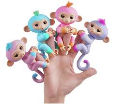 WowWee Fingerlings Monkey Assortment