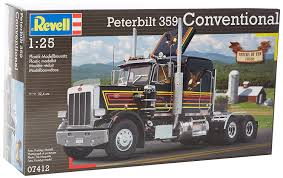 Revell 1:25 Scale Peterbilt 359: Amazon.co.uk: Toys & Games Peterbilt Hoods 3d Model Of American Truck High Quality 3d Flickr Goodyears Fuel Max Tires Part Model 579 Epiq Truck Dcp 389 With Mac End Dump Trailer All Seasons Trucking Trucks News Online Shows Off Selfdriving Matchbox Superfast No19d Cement Diecainvestor Trailer 352 Tractor 1969 Hum3d Best Ever Unveiled At Mats Fleet Owner Simulator Wiki Fandom Powered By Wikia