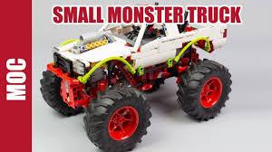 100 Lego Technic Monster Truck YouTube