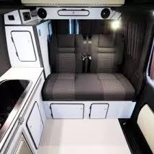 VW Transporter Campervan Camper Conversion Vanworx Volkswagen T4 T5 California