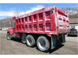 100 Pink Dump Truck 1995 MACK RD690S For Sale Auction Or Lease Port Jervis NY