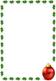 Free Christmas Borders Clip Art