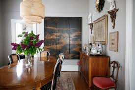 100 Eclectically Our French Influenced Dining Room LAUREN L CARON