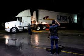 100 Mexican Truck Officials Say 273 Corpses Were On Wandering Truck