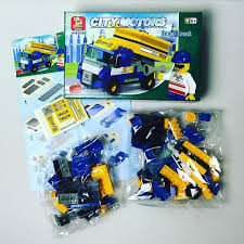 100 Lego City Dump Truck Sluban Dump Truck Sluban Legoclone Clonelego Lego Vintage