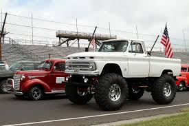 World-record-truck-parade-2013-18-lifted-60s-chevy | Sweet ... Old 4 Door Chevy Truck With Wheel Steering Autos 01966 Chevrolet Pickup Truck Classic 2016 Best Of Pre72 Trucks Perfection Photo Gallery Muscle Cars 60s Pinterest Muscles My Dream Bangshiftcom 1964 Chevy Dually Kerbside San Francisco Jon Summers Applewhite Blog Chevy 15 That Changed The World Celebrates Ctennial 2018 Silverado And Find Out What Made This 1956 A Complete Surprise 1958 3100 Fleetside Mokena Illinois