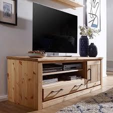 tv schrank aus kiefer massivholz landhausstil
