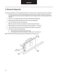 100 Commercial Truck Alignment Horizontal Alignment Bendix Vehicle Systems VORAD VS