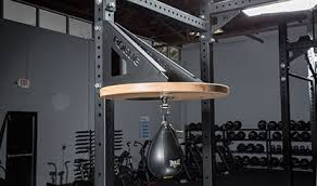 Everlast Heavy Bag Ceiling Mount by Rogue Rig Mount Speed Bag Platforms Rogue Fitness