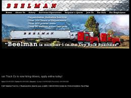 100 Beelman Trucking Competitors Revenue And Employees Owler Company Profile